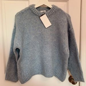 MNG Blue Sweater